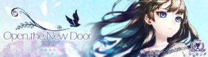 Open the New Doorお知らせ画像